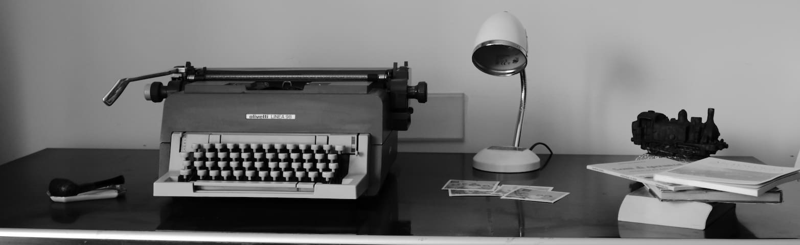 Una storia da scrivere...