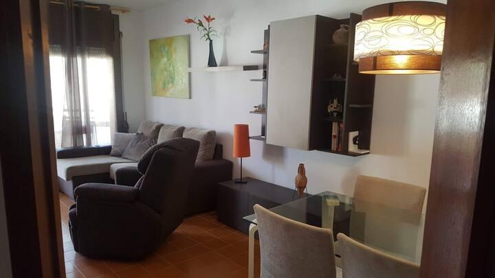 Precioso apartamento a 5 minutos a pie de la playa