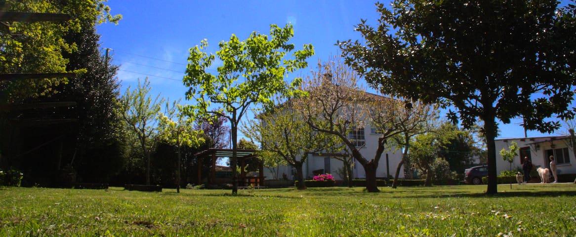 Casa vacacional A Grela - Catoira - บ้าน