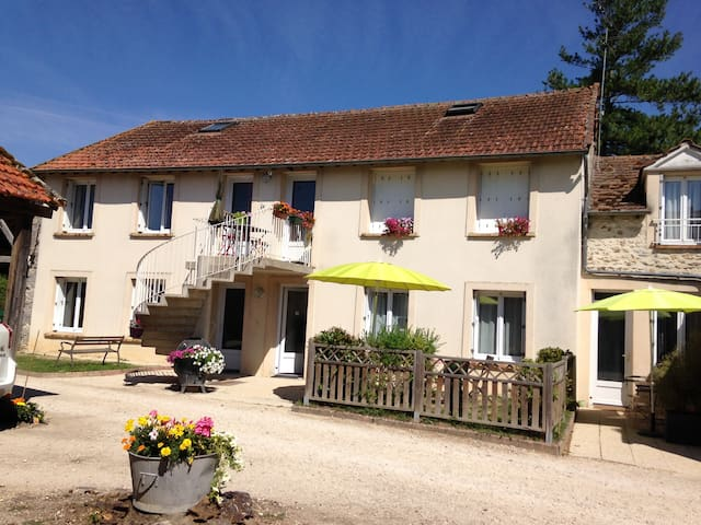 Le Flocon d'Avoine 2/6 pers à la Paille d'Orge. - Chauffour-lès-Étréchy - Lägenhet