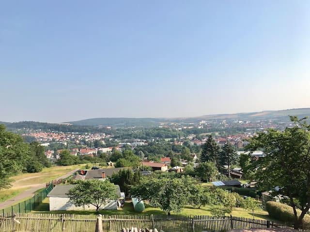 Traumhafte Wohnung über den Dächern von Eisenach