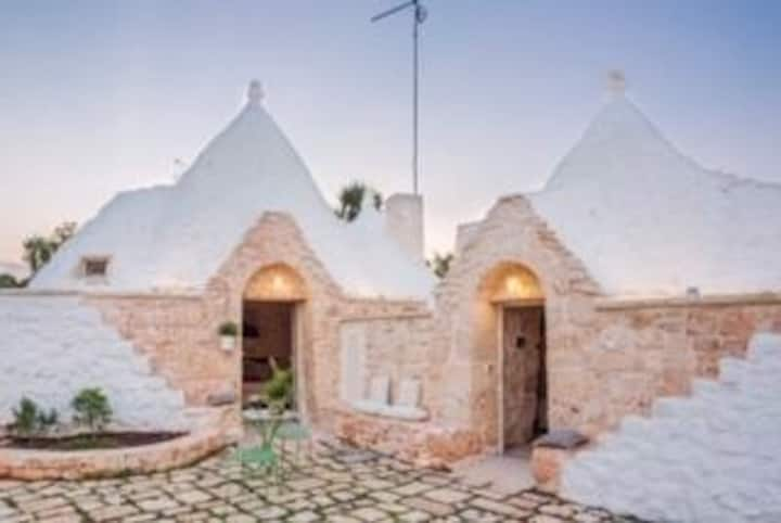 trulli arabesco