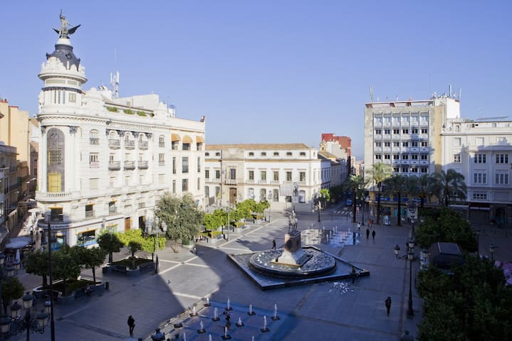 Apartamento pleno Centro Córdoba - Cordova