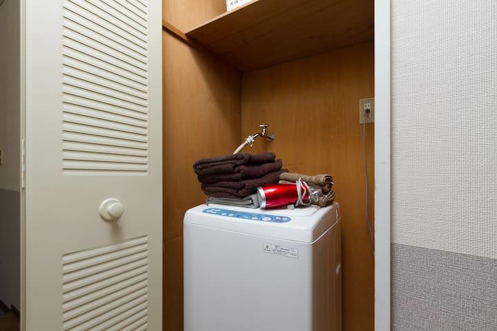 K5-1 Cute-room!! Tennoji 3min! - Tennoji Ward, Osaka - Apartment