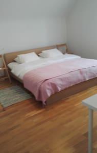 Stadt Aarau 5Gehmin zum HB Zimmer2 in Gästewohnung - Aarau