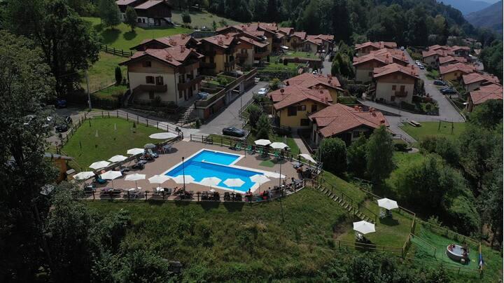 Residence La Pineta - Porzione di villa