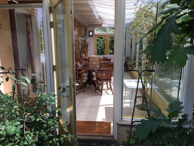 Huis met tuin op 700 meter afstand van zee - Noordwijk - Дом