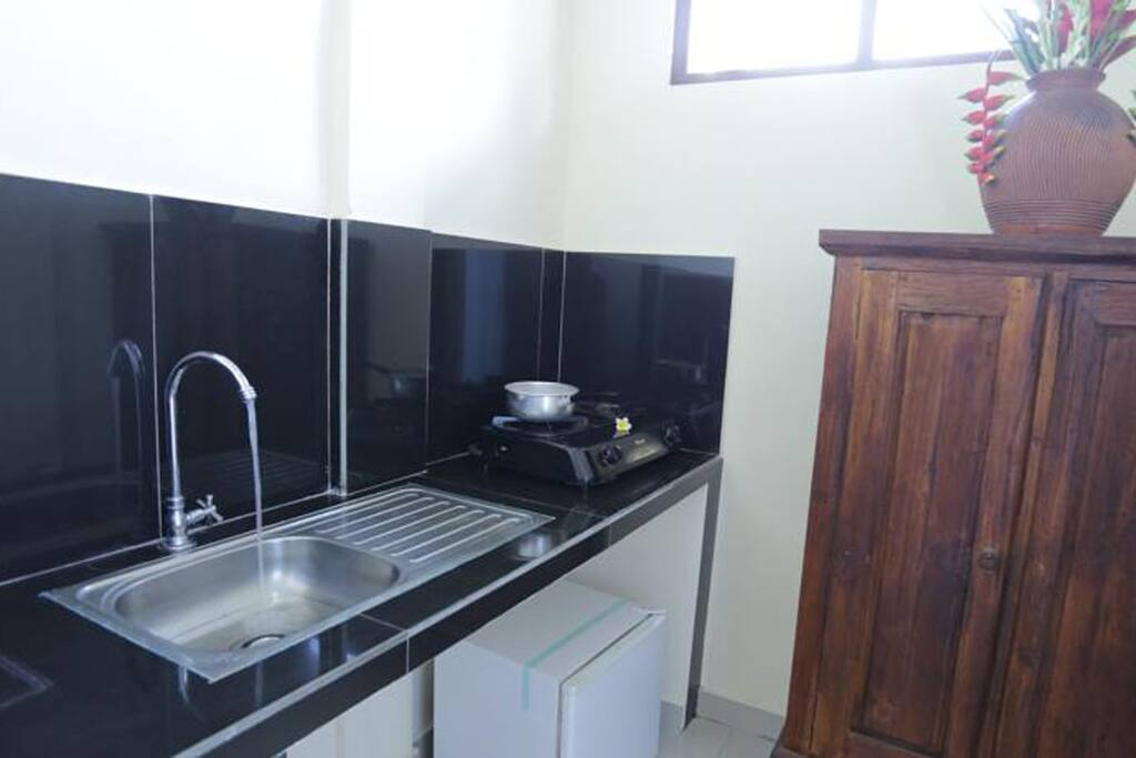 In Room Kitchen Facilities