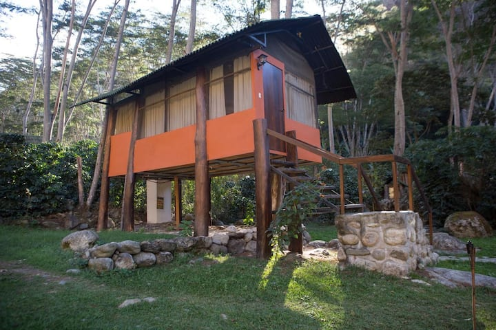 Yakare tree house #1 (cerca a Machu Picchu)