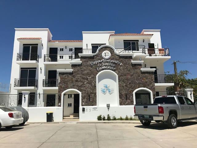 DEPARTAMENTO EN LA ZONA DORADA - Mazatlán - Apartment