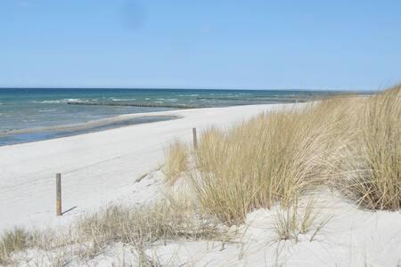 Insel Poel, mit Blick auf die Ostsee - Insel Poel