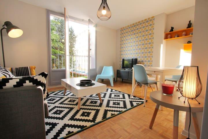 Grand appartement jusqu'à 10 personnes