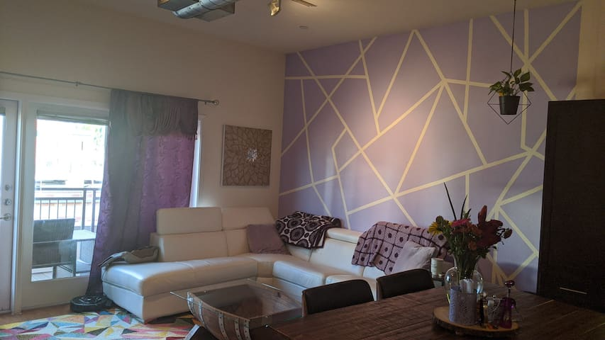 Luxury 1 Br/1 Ba Condo in Southtown (3 month min)