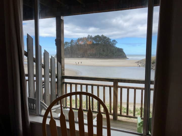 Great for families and pets, Oceanfront Condo #212