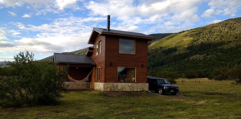 Cabaña AntuKuyen II,San Martin de los Andes, Lolog