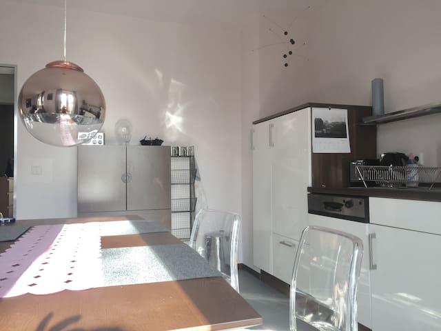 Das coole Oberstuebchen - zentral möbliert wohnen - Oberhausen - Διαμέρισμα