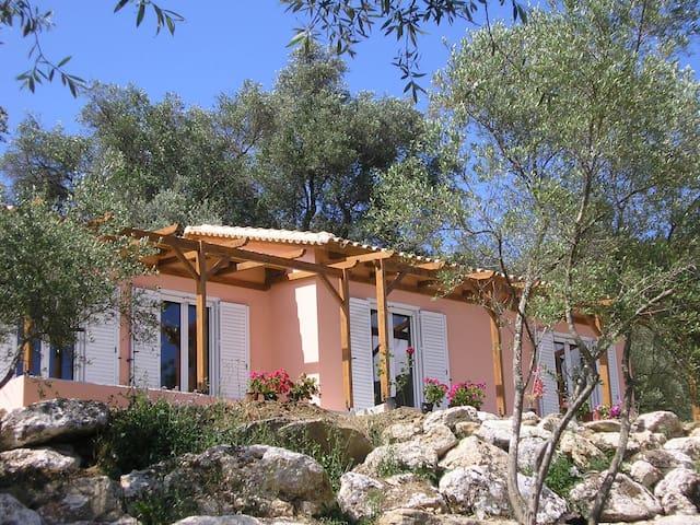 Eco Friendly Rafali House - 2km from AgiosGeorgios - Agios Georgios