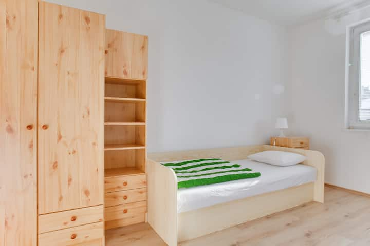 Villa Double Room Near Prague Metro