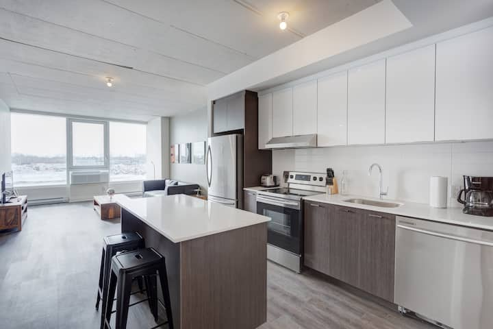 Corporate Stays | L'Equinoxe | Spacious 1BR