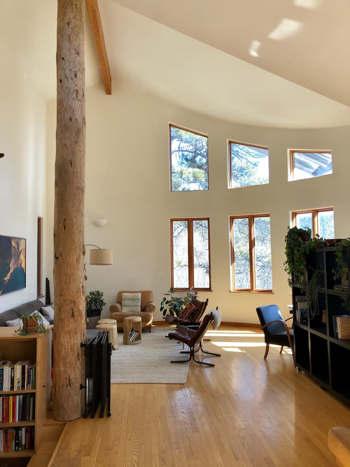 The Aspen House - Mountain retreat in Nederland CO