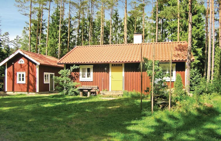 Holiday cottage with 1 bedroom on 63m² in Hallaryd