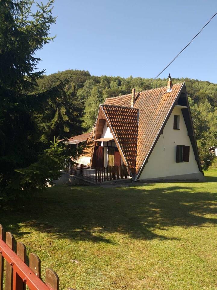 Idilična planinska kuća na 1200m nadmorske visine