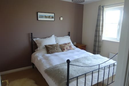 En suite double room in lovely seaside town Dunbar - Dunbar