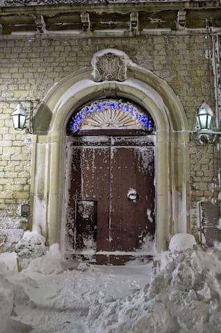 Palazzo storico SABELLI  appartamento vacanza