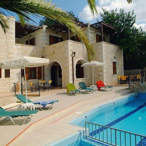 Villa markos chara - Αστέρι - House