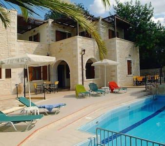 Villa markos chara - Αστέρι