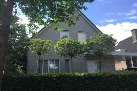 Spacious, luxury villa near outletcentre Roermond