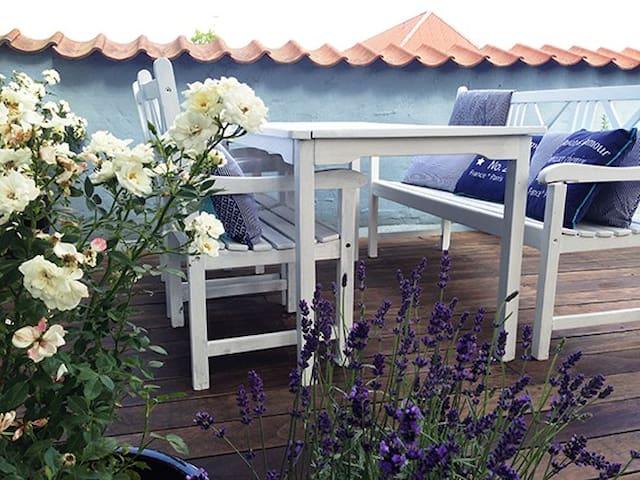 Lille hyggelig lejlighed - Frederikssund - Apartamento