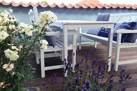 Lille hyggelig lejlighed - Frederikssund - Apartemen