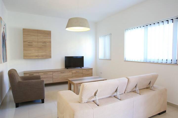 Deluxe 3 Bedroom Apartment - Swieqi - Apartamento