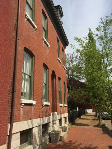 Fantastic apartment in the heart of Soulard - St. Louis - Wohnung