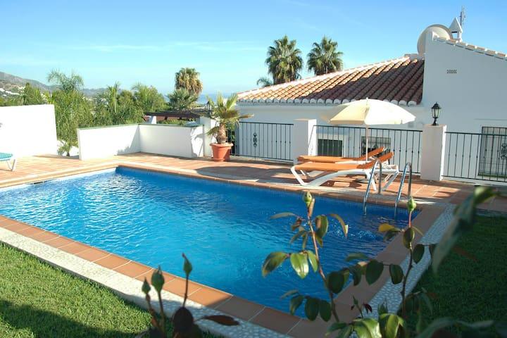 Villa Nerja 011 - Frigiliana - House
