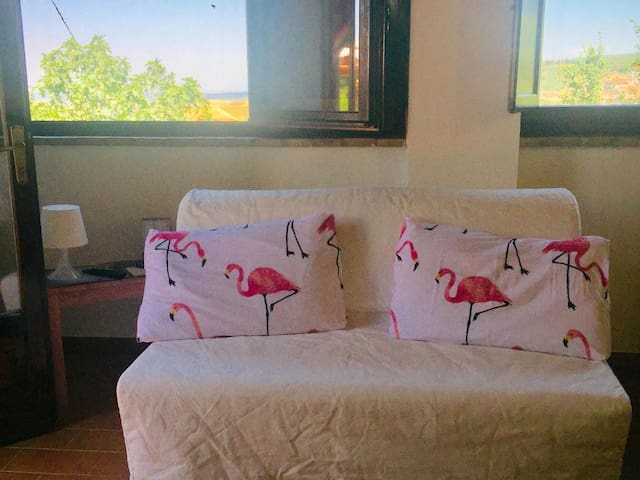 Il divano letto matrimoniale