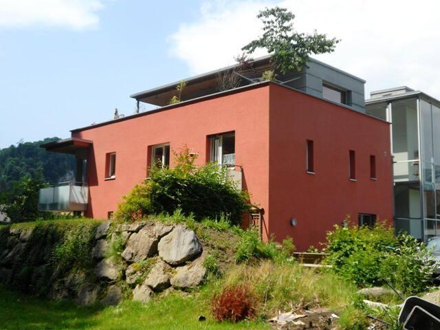 Ruheoase 2 Zimmerwohnung mit TG Platz in Feldkirch