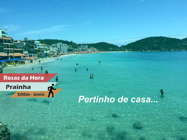 Rosas da Hora - Arraial do Cabo - Ev