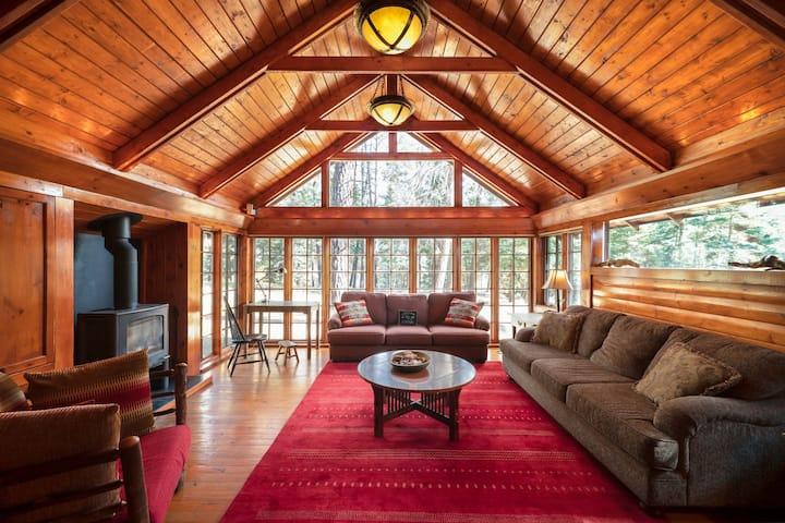 Corkins Lodge - Juniper Cabin