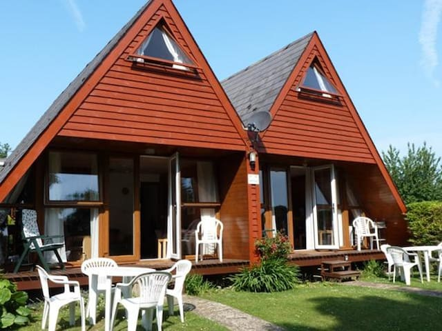 Chalet 68 Kingsdown Park - free WiFi included - Kingsdown