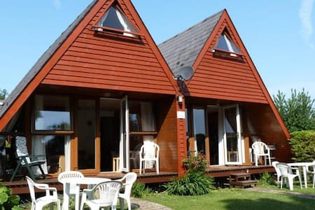 Chalet 68 Kingsdown Park - free WiFi included - Kingsdown - Dağ Evi