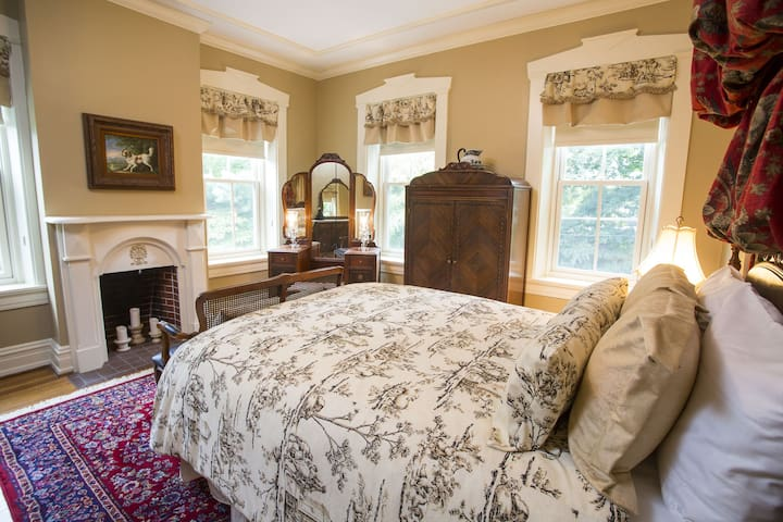 The Haniel Room at Hollinger House B&B - Lancaster - Bed & Breakfast