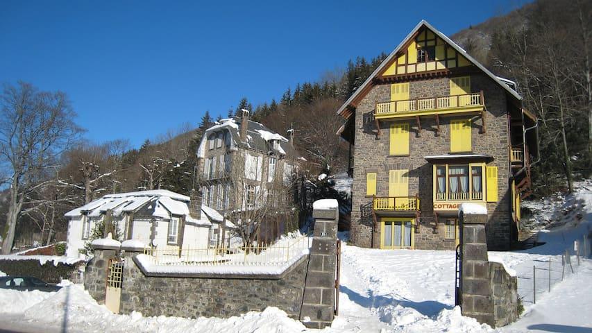 Le Mont dore residence  le cottage deux etoiles