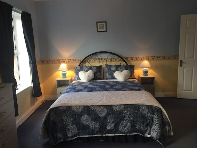 Cosy ensuite double/twin/triple room in quiet area - Clontarf - Casa