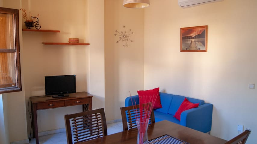 Centric and comforable apartment near La Macarena