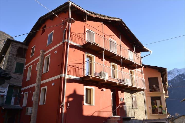 Appartamenti -  Cà Giuel - Chiesa In Valmalenco - Apartment