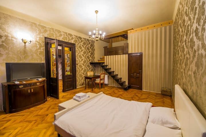 Aristocrat Vintage Apartment