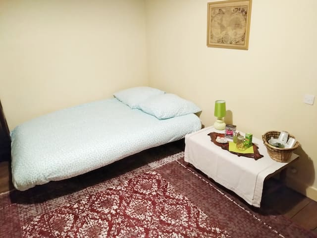 Cozy house 8 mins to the high-speed train station