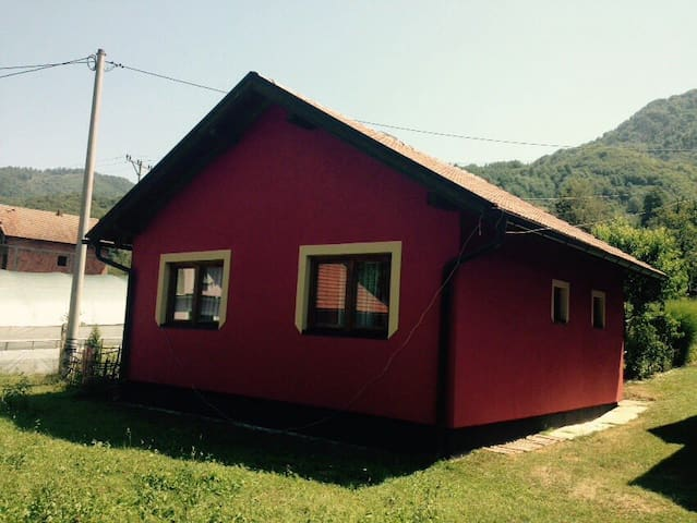 Mihada's Place, peacful and quiet in Srebrenica